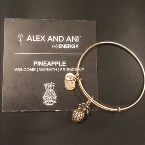 Pineapple Alex and Ani